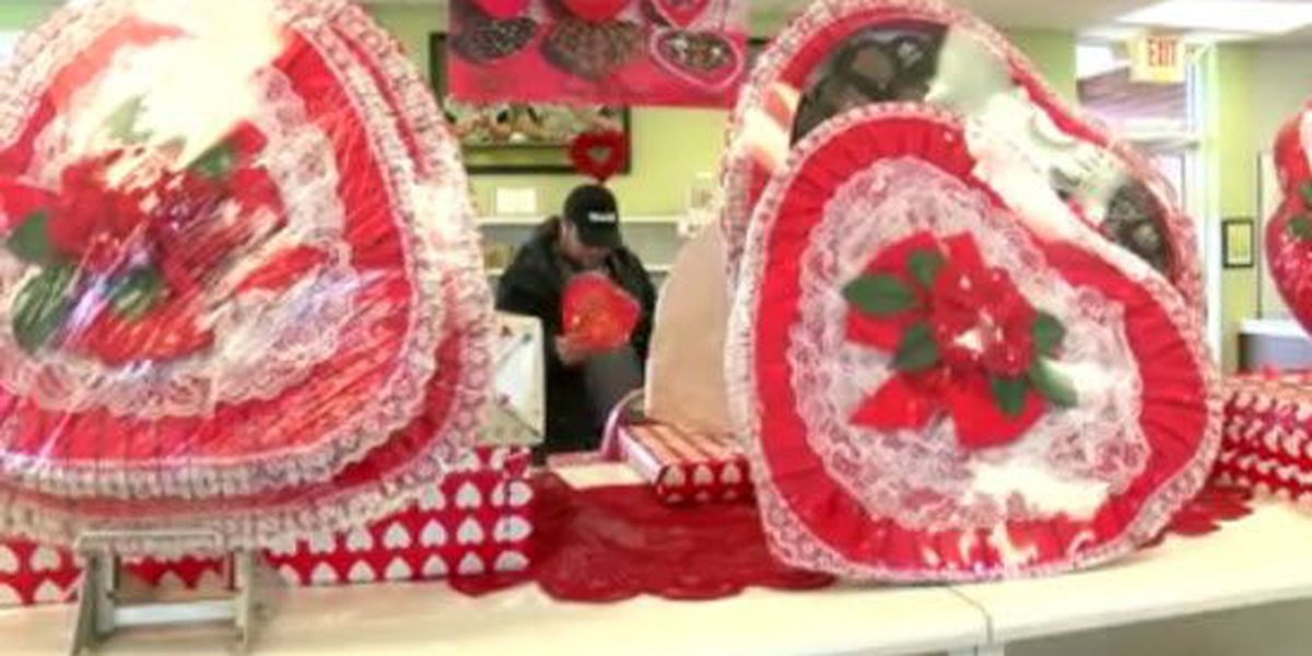 Mike Libs happy to help create special moments for Valentine's Day