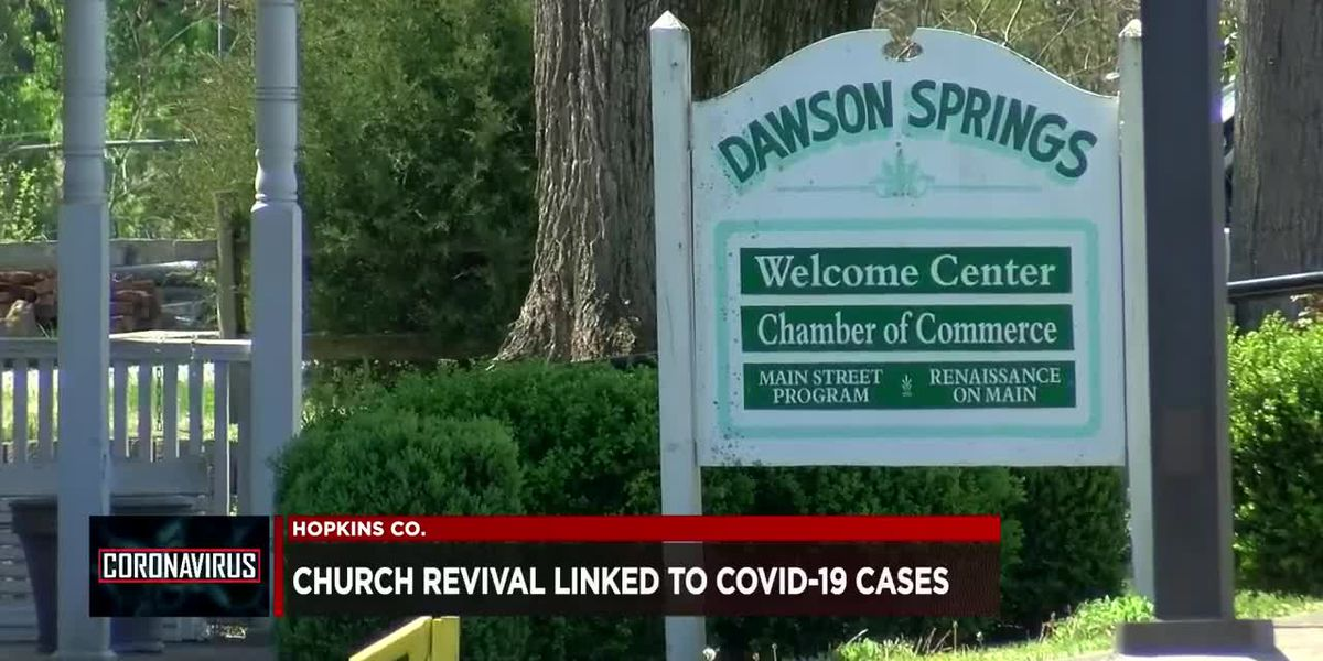 No in-person church services held Sunday, says Dawson Springs Mayor