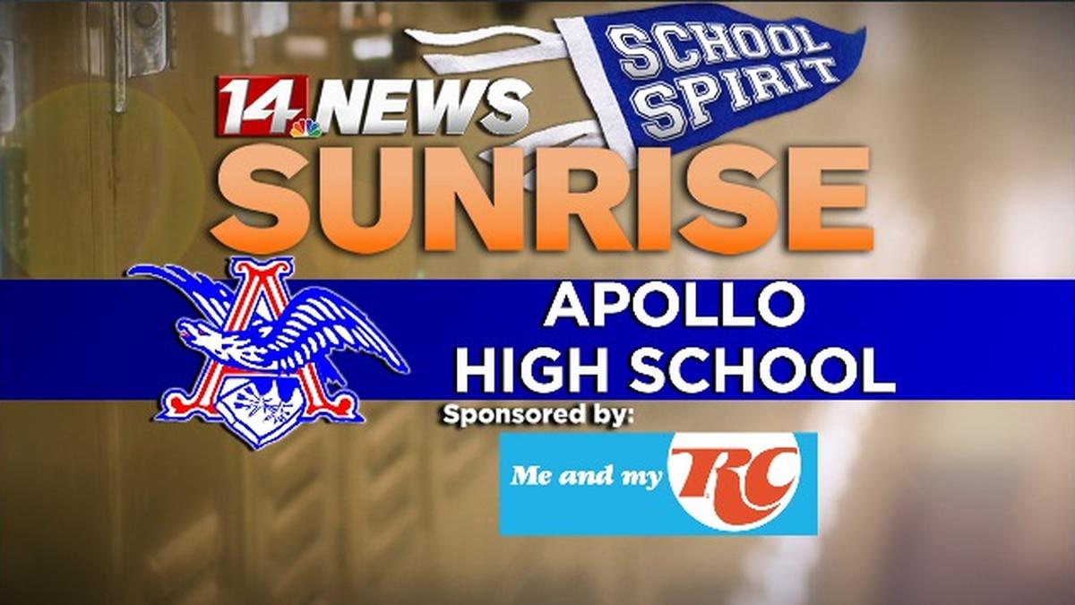 Apollo Eagles soar onto Sunrise School Spirit