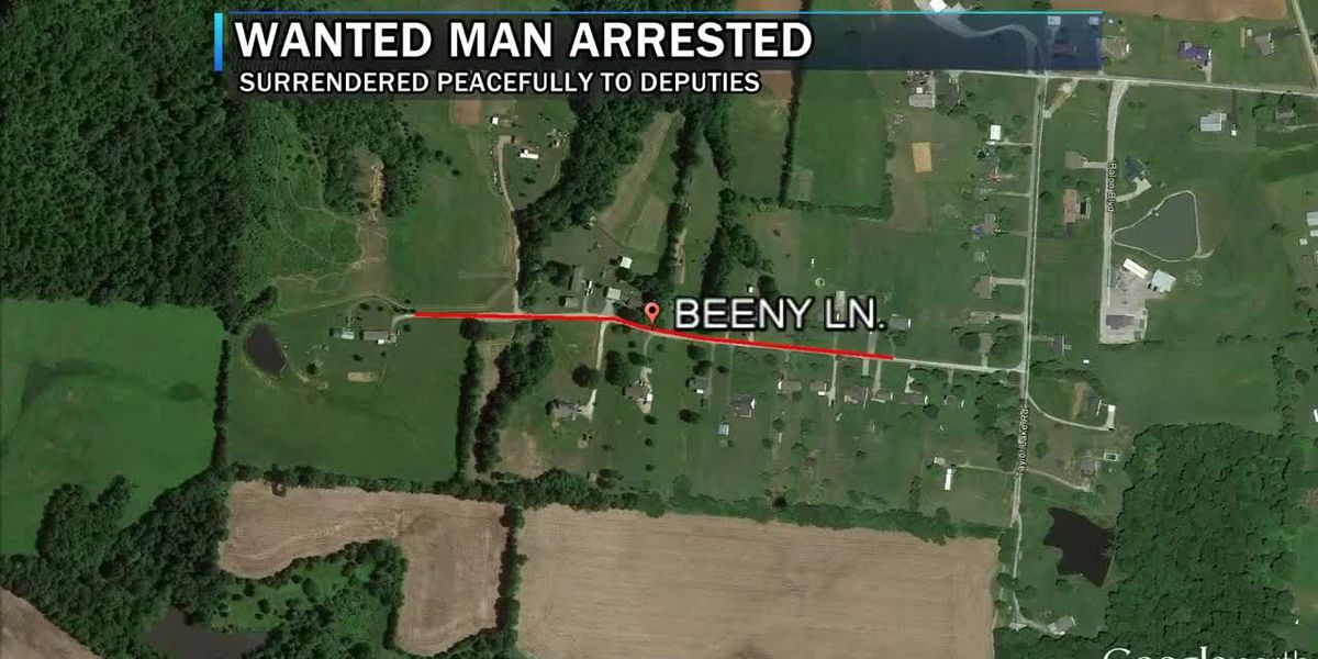 Hopkins Co. deputies arrest one of county's most wanted men