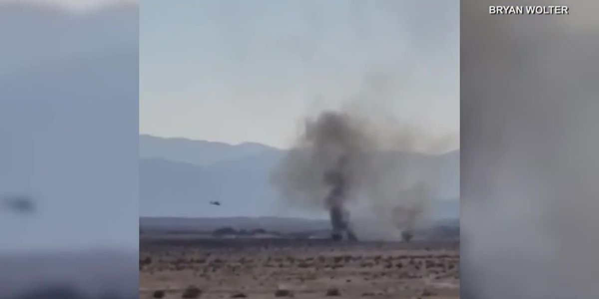 All safe after military jet clips fighter jet in mid-air