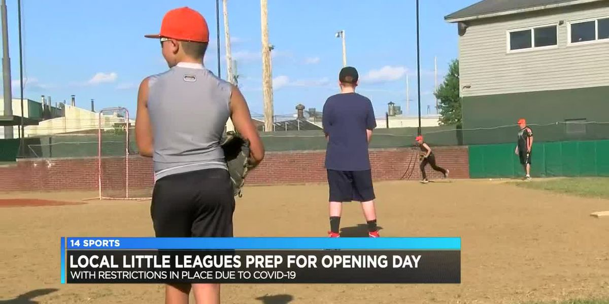 Evansville Little Leagues prep for Opening Day