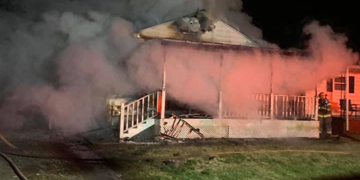 Fire damages Uniontown home