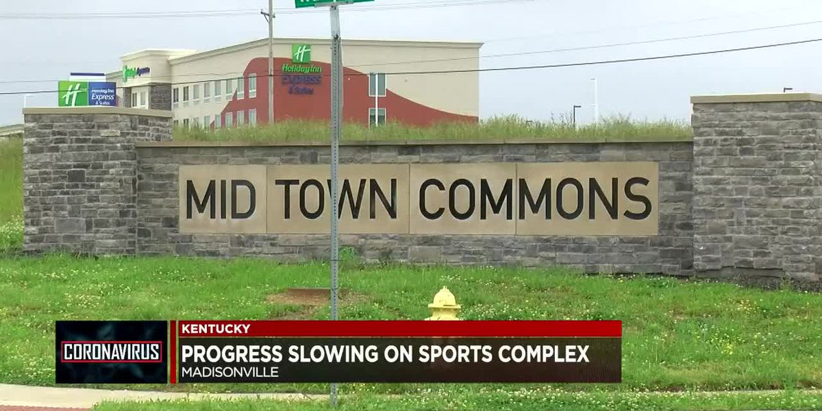 Madisonville sports complex put on hold due to COVID-19