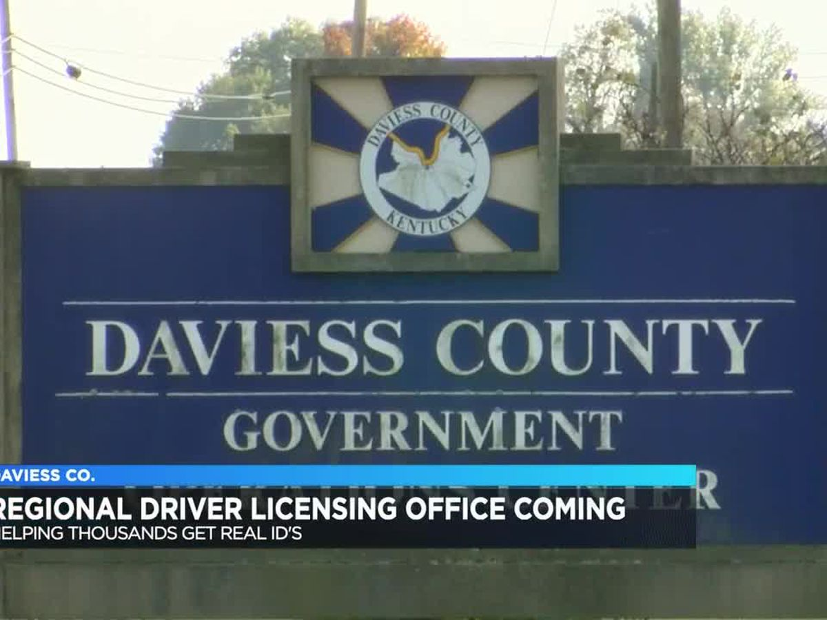 New regional driver licensing office expected to assist thousands in Daviess Co.