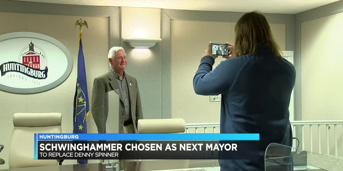 Schwinghamer chosen as next mayor in Huntingburg