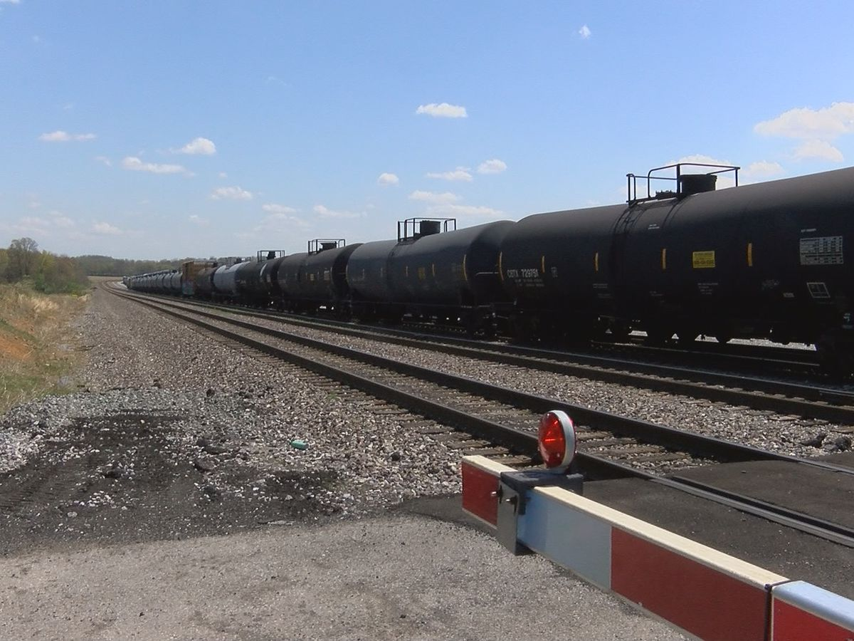 Federal Railroad Administration taking comments about blocked train crossings