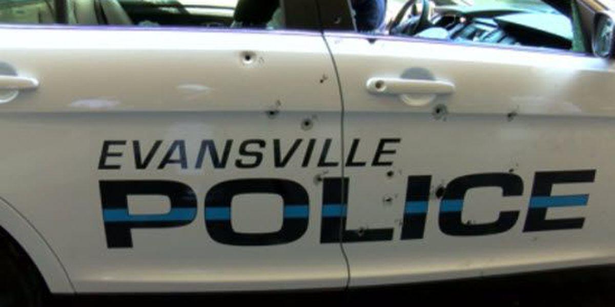 Gunshot narrowly misses EPD officer as 12 bullets hit cruiser
