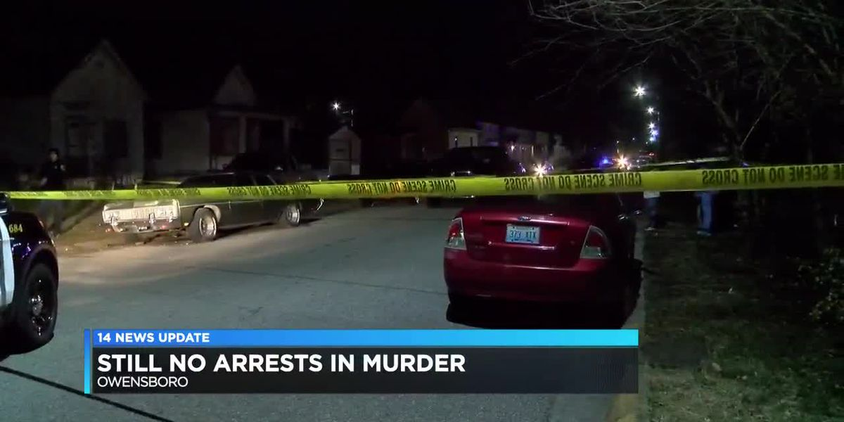 No arrests made from Tuesday's murder in Owensboro