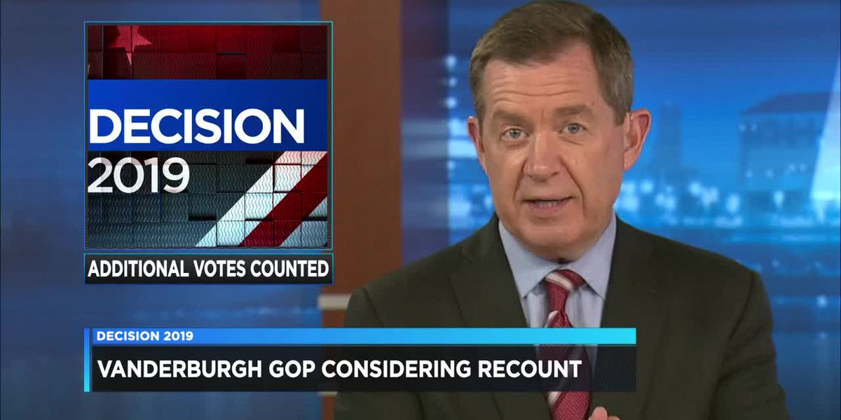 GOP Chairman: More votes found, unlikely to change results for 2nd Ward race