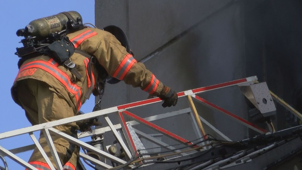 Firefighters Train for Intense Search & Rescue Missions