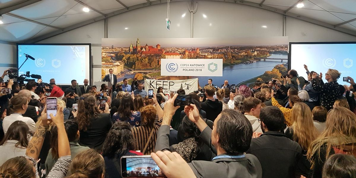 Climate group: 14 activists banned by conference host Poland