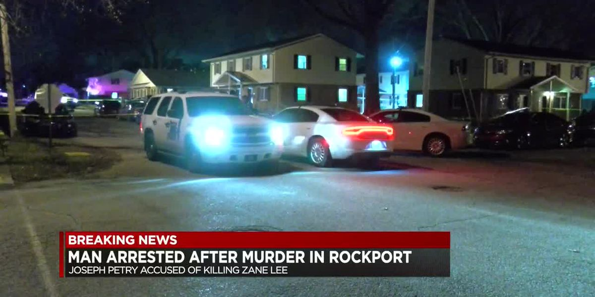 ISP: 1 dead, 1 arrested after shooting in Rockport