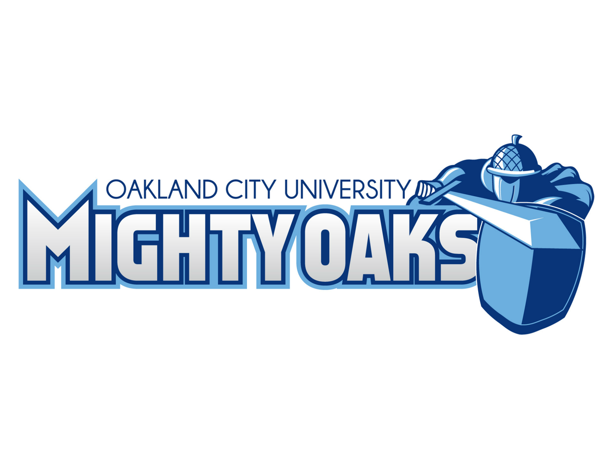 Oakland City Baseball Splits with Robert Morris-Peoria