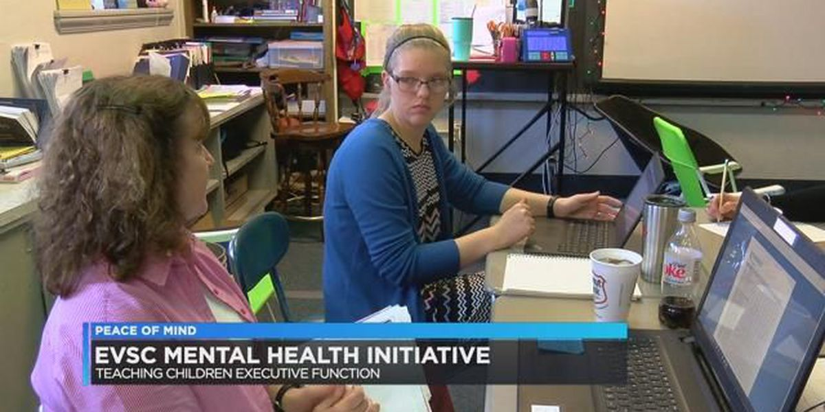Peace of Mind: EVSC Mental Health Initiative