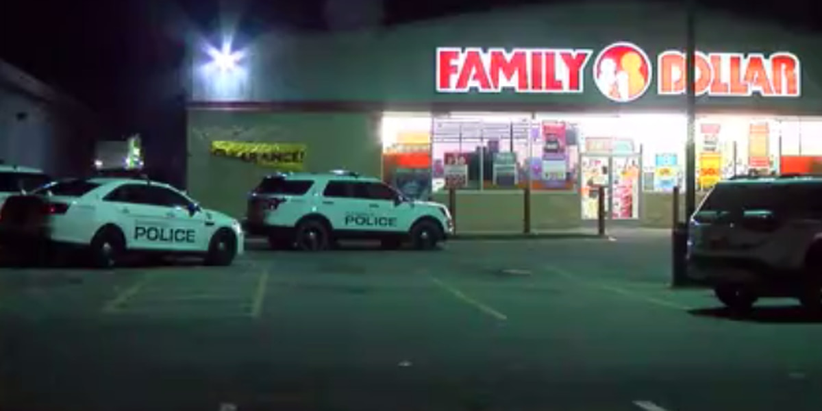EPD looking for suspect after armed robbery at Family Dollar on Vann Ave.