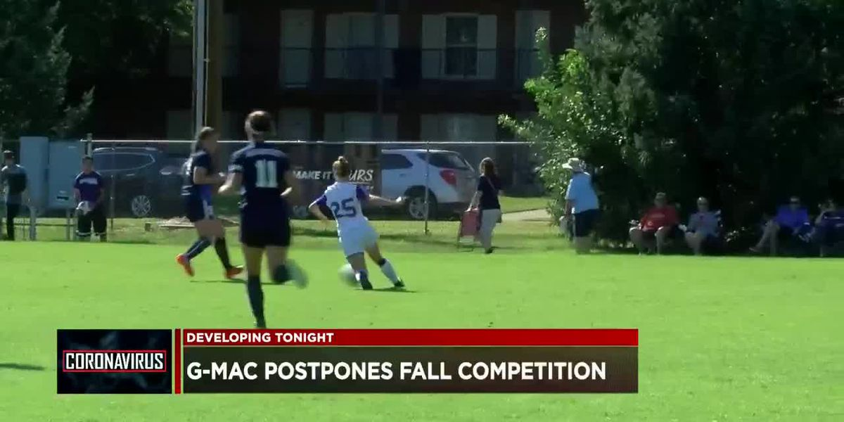 GMAC Conference Delays Fall Competition until September 24