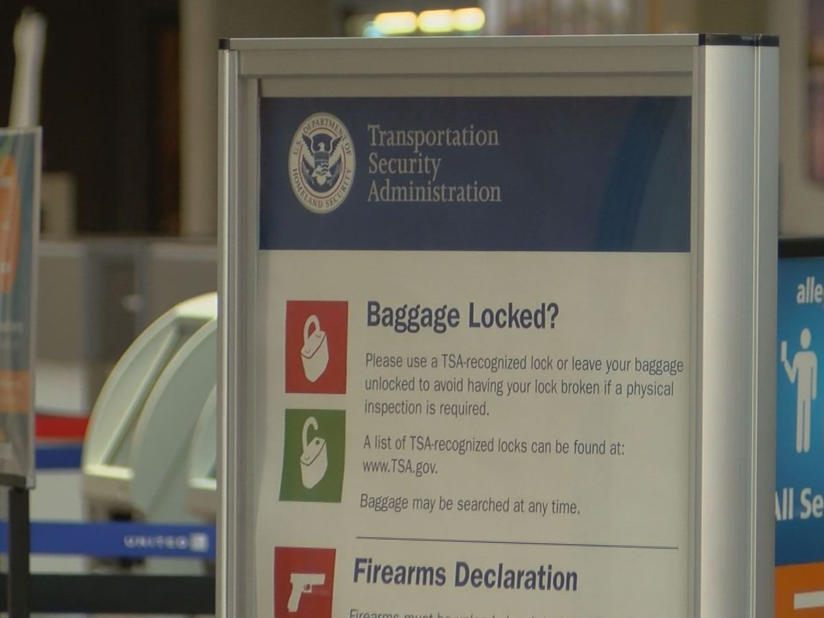 Tri-State TSA agent explains on-going shutdown effects