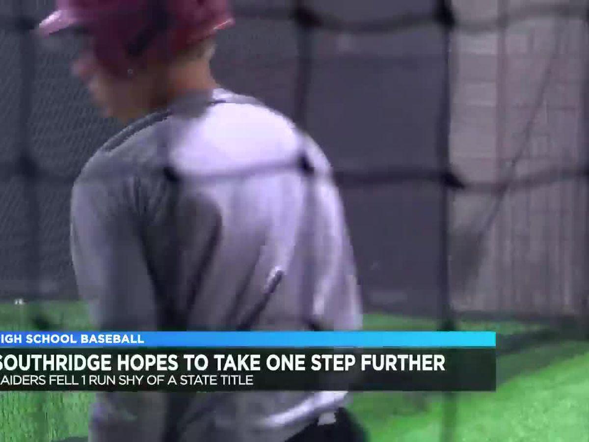 Southridge hopes to take one step further