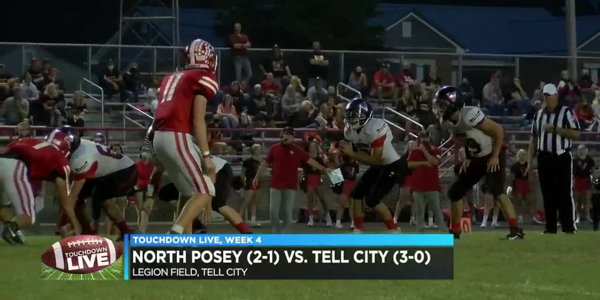 Touchdown Live Week 4: North Posey vs. Tell City