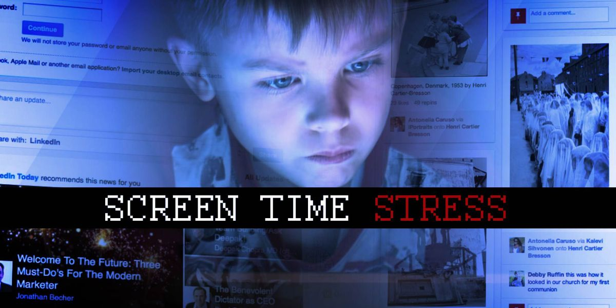 14 News Special Report: Peace of Mind: Screen Time Stress