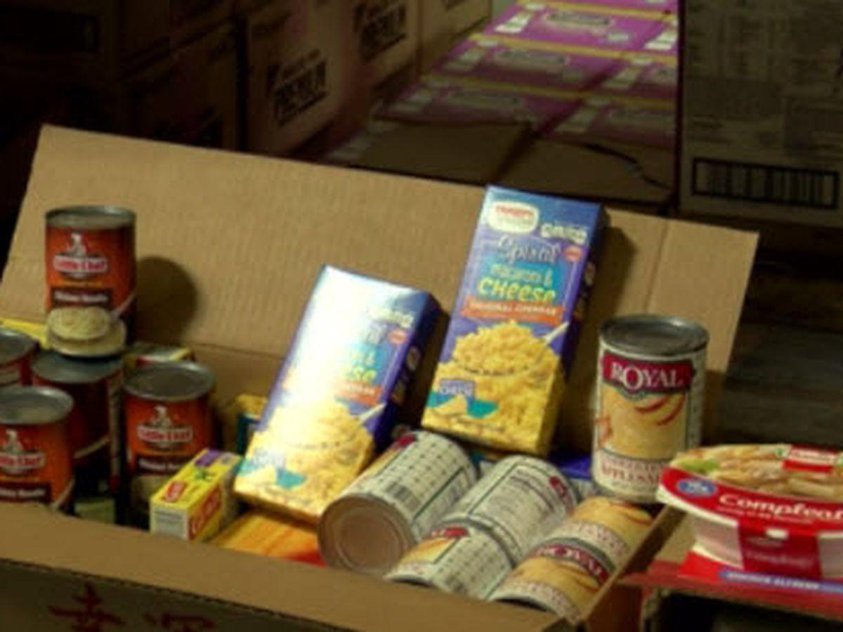 Mayor Winnecke announces food drive to help those in need