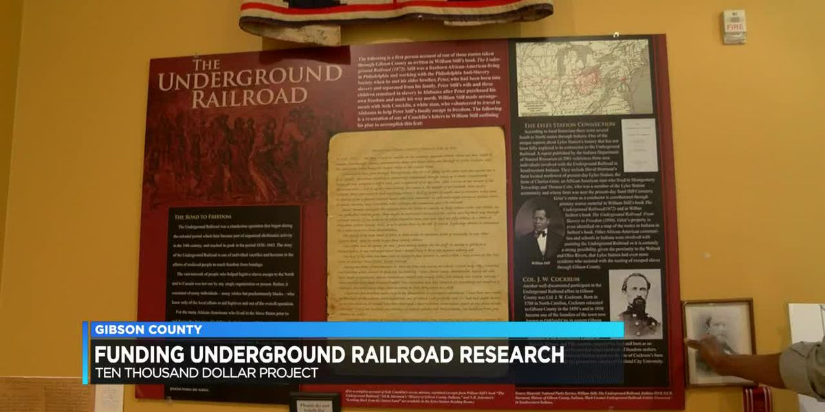 New research to show Princeton's role in the Underground railroad