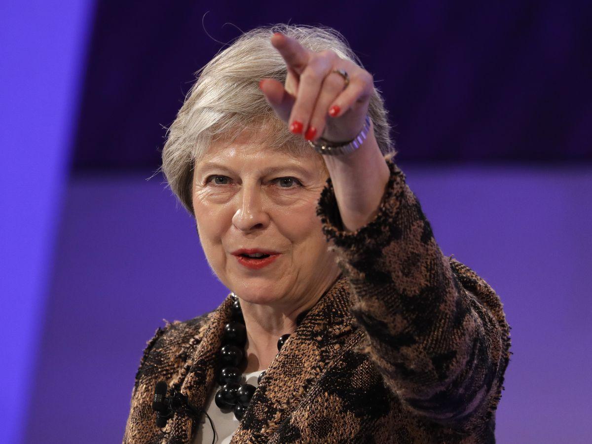 UK's May to meet EU chief Juncker as Brexit deadline looms