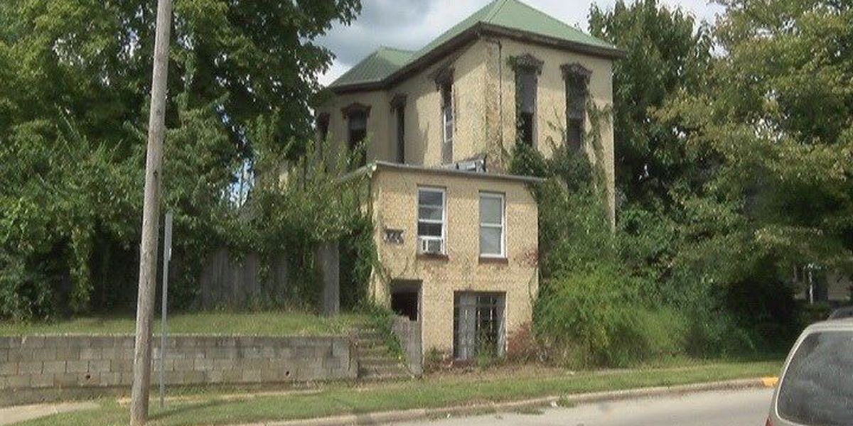Gibson Co. eyesore coming down