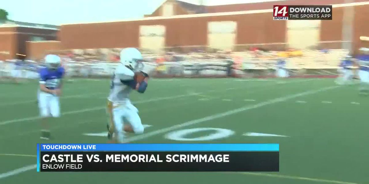TDL Scrimmage: Castle at Memorial
