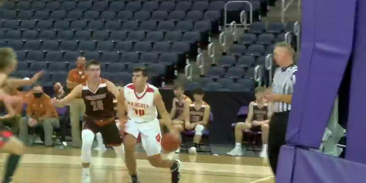 River City Basketball Showcase: Crawford Co. vs. Mater Dei highlights