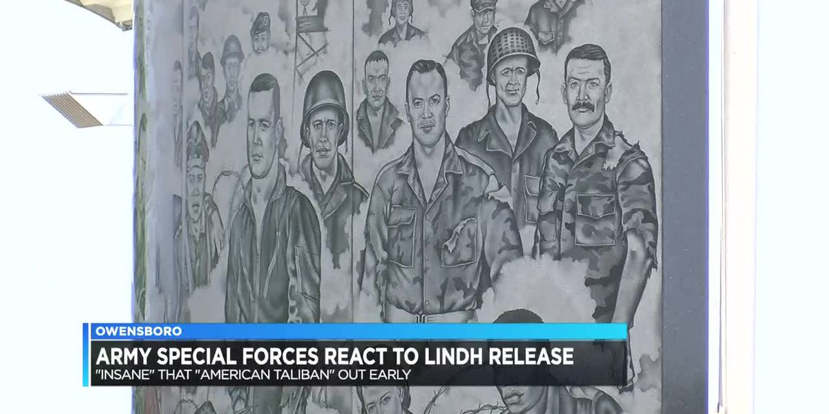 14 News Exclusive: U.S. Army Special Forces react to Lindh release