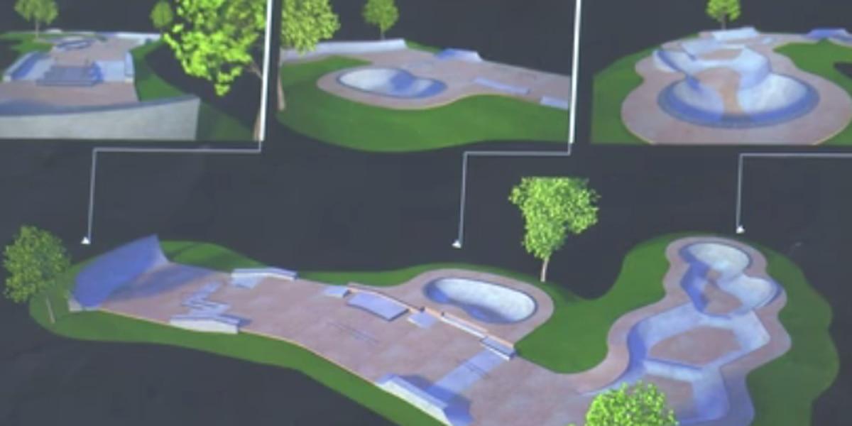 Evansville Parks Department gives community a voice on new skatepark
