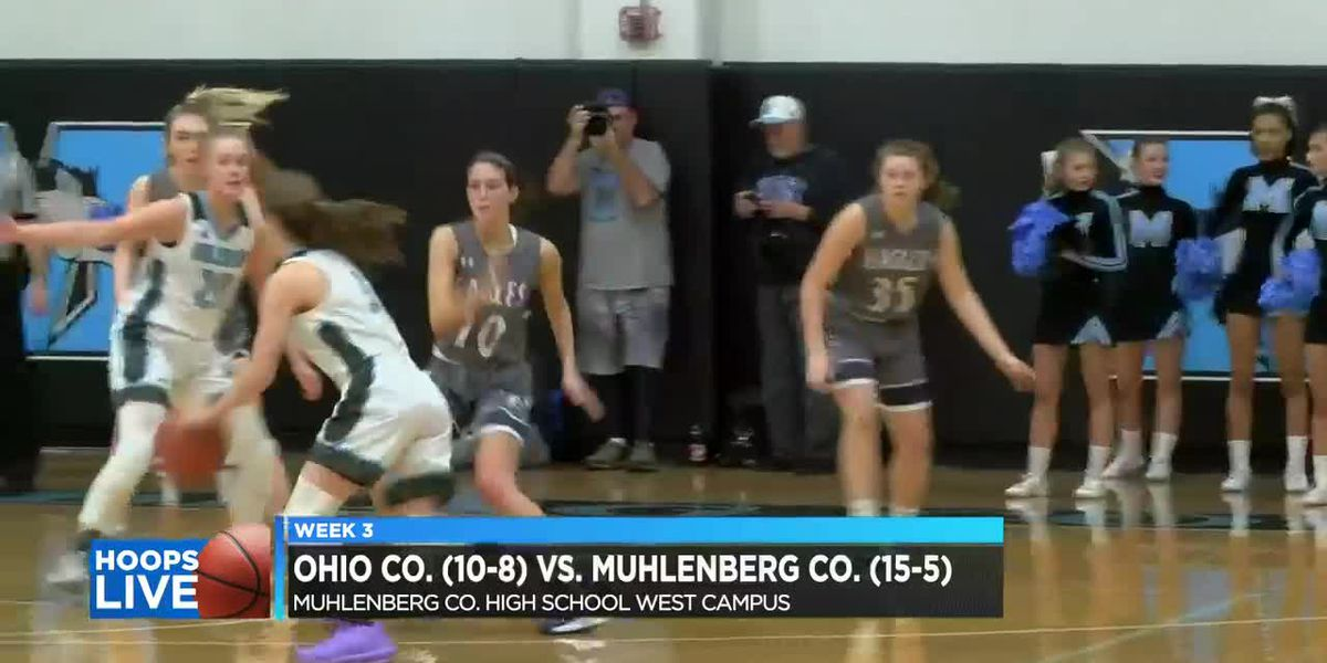 Hoops Live: Ohio Co. Girls vs Muhlenberg Co. Girls