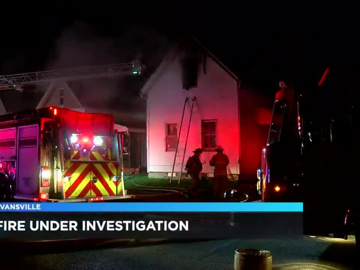 Appliances and wiring stolen from Evansville apartments after fire