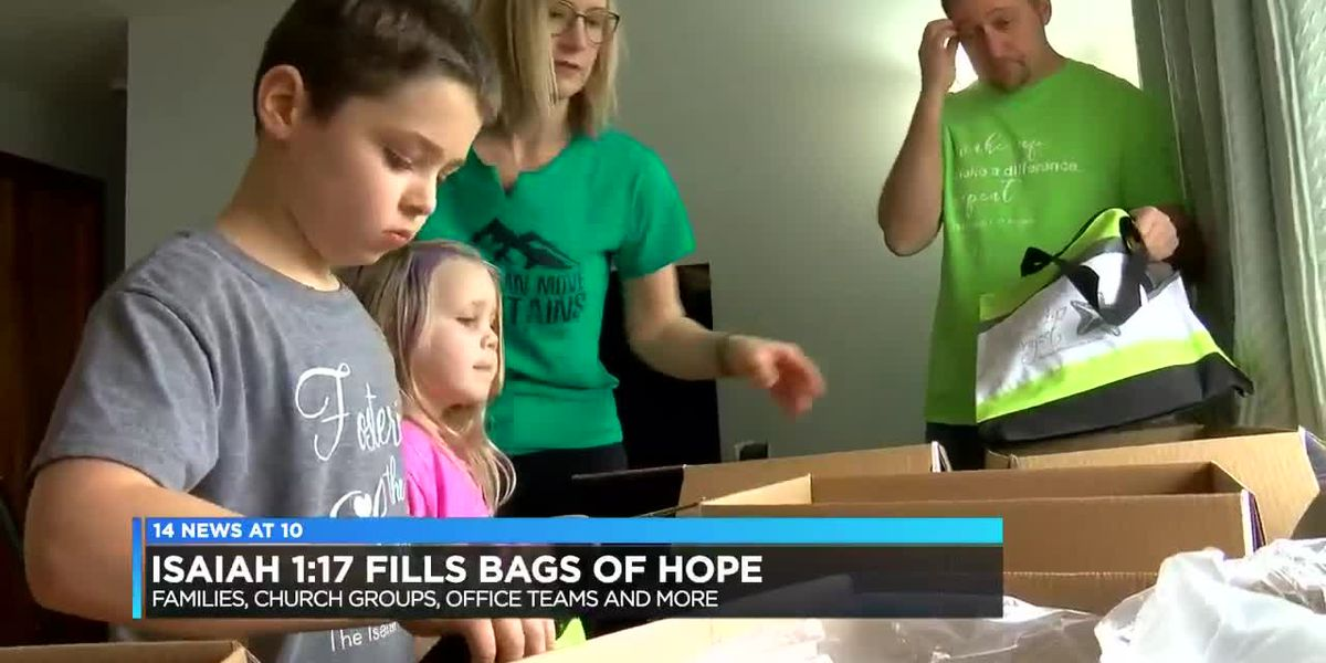 Families, organizations give back to support foster kids