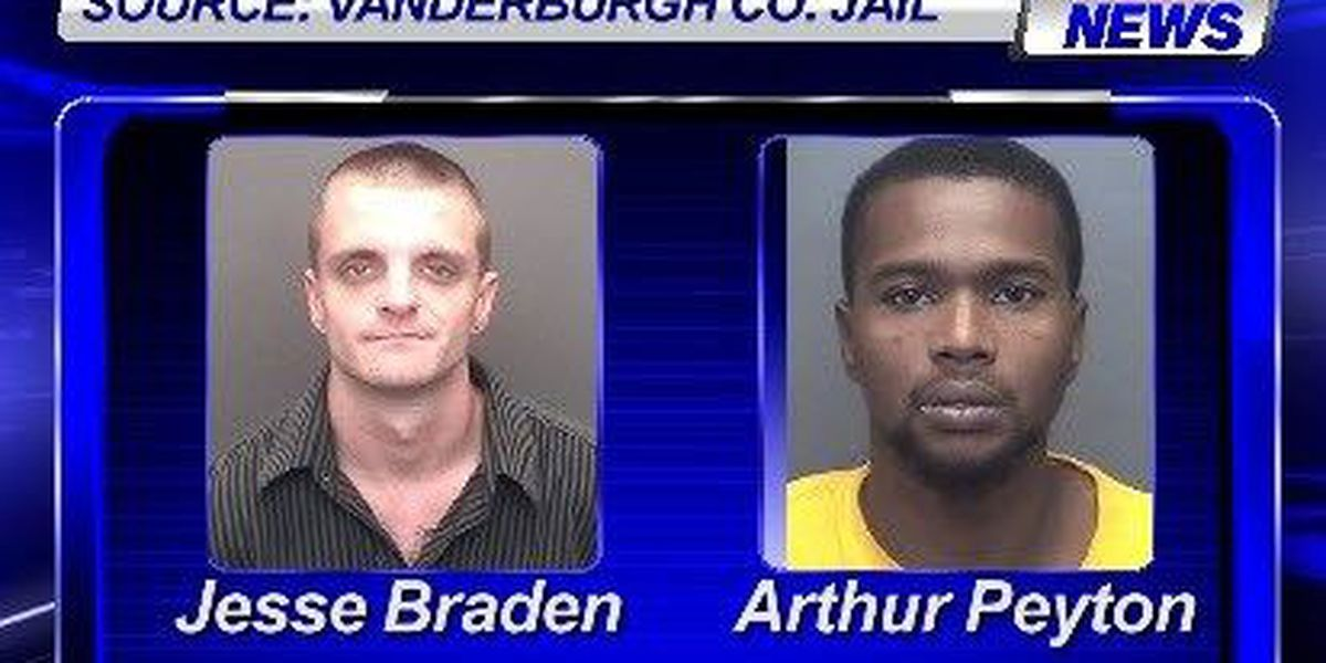 Evansville Police arrest two suspected meth dealers