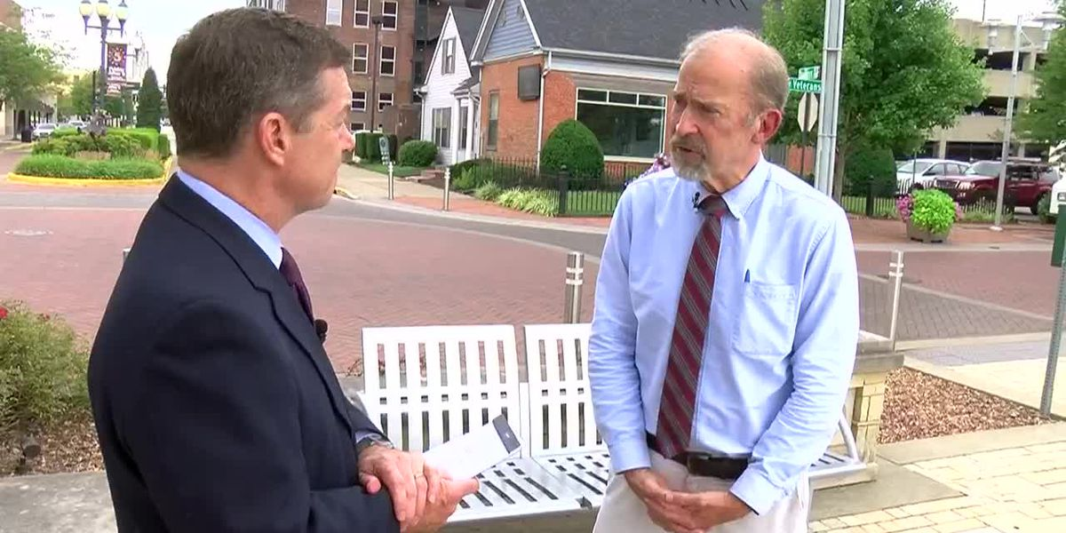 Web Exclusive: Randy Moore interviews candidate for KY Gov. John Hicks