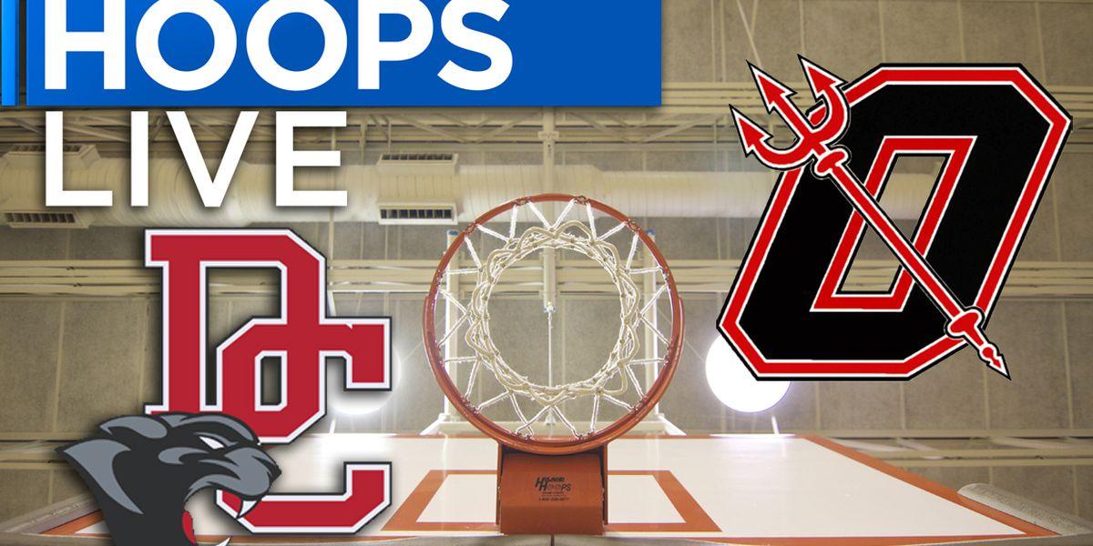 Hoops Live: Daviess Co. vs. Owensboro girls basketball