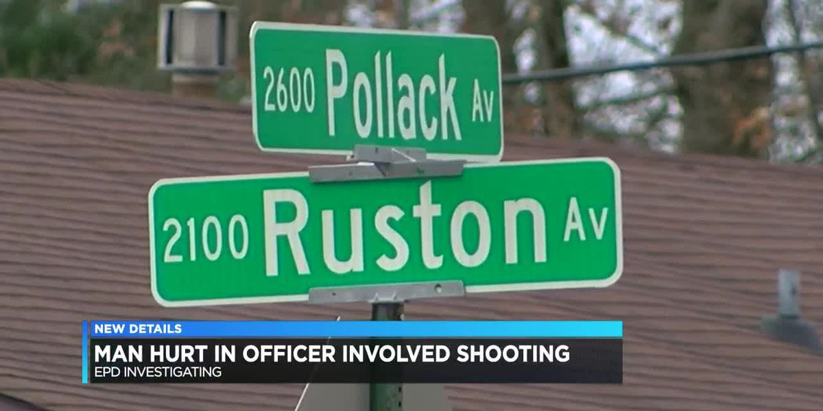 Watch Live: EPD releasing new details in officer involved shooting