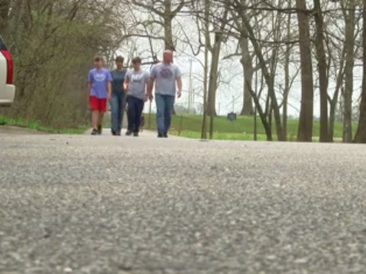 Tri-State families enjoy nice weather to relieve COVID-19 stress