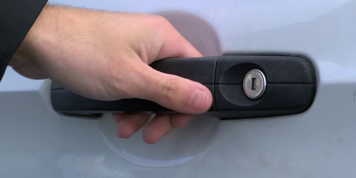 Special Report: Don't make your car a target