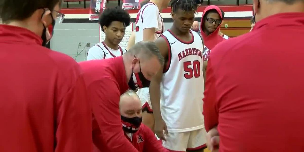 HS Boys Basketball: Gibson So. vs. Harrison