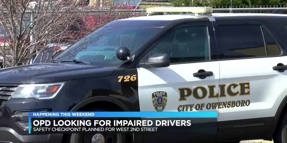 OPD looking for impaired drivers this weekend