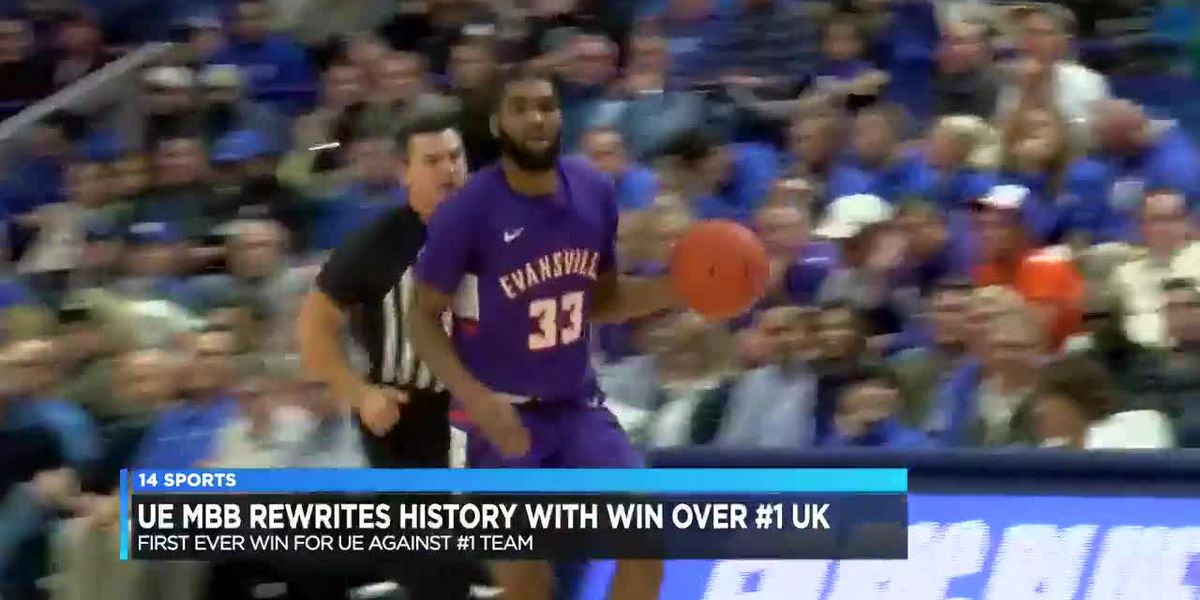 Aces make history with defeat of No. 1 UK
