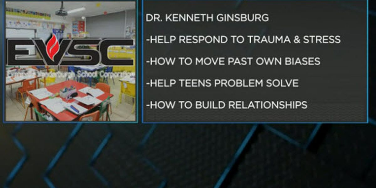 Resilient Evansville hosts event to discuss children, teenagers mental health