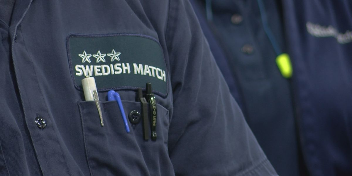 Swedish Match celebrates $100m expansion, over 100 new jobs