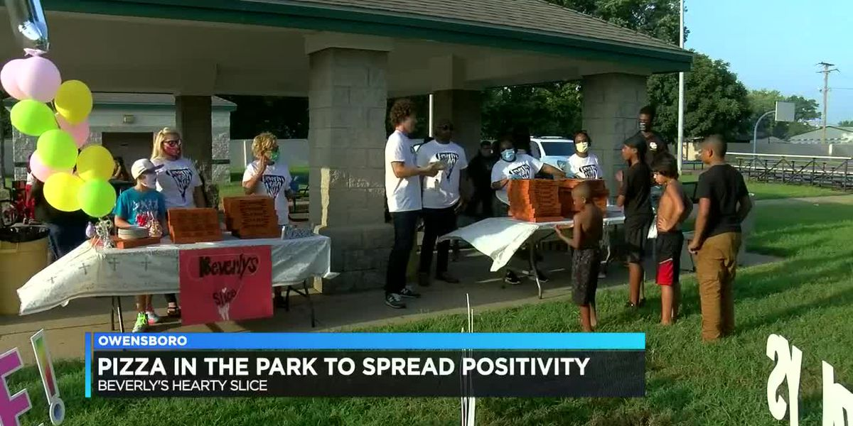 Owensboro man gives away free pizza in honor of mother