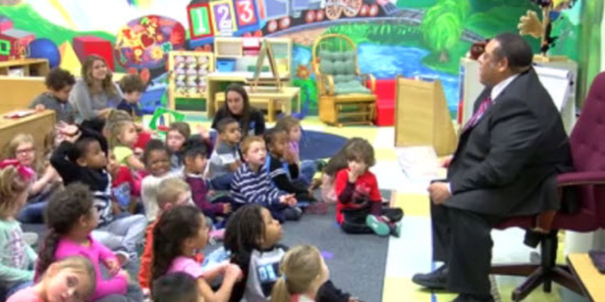Community role models hope to make good, lasting impression on young minds