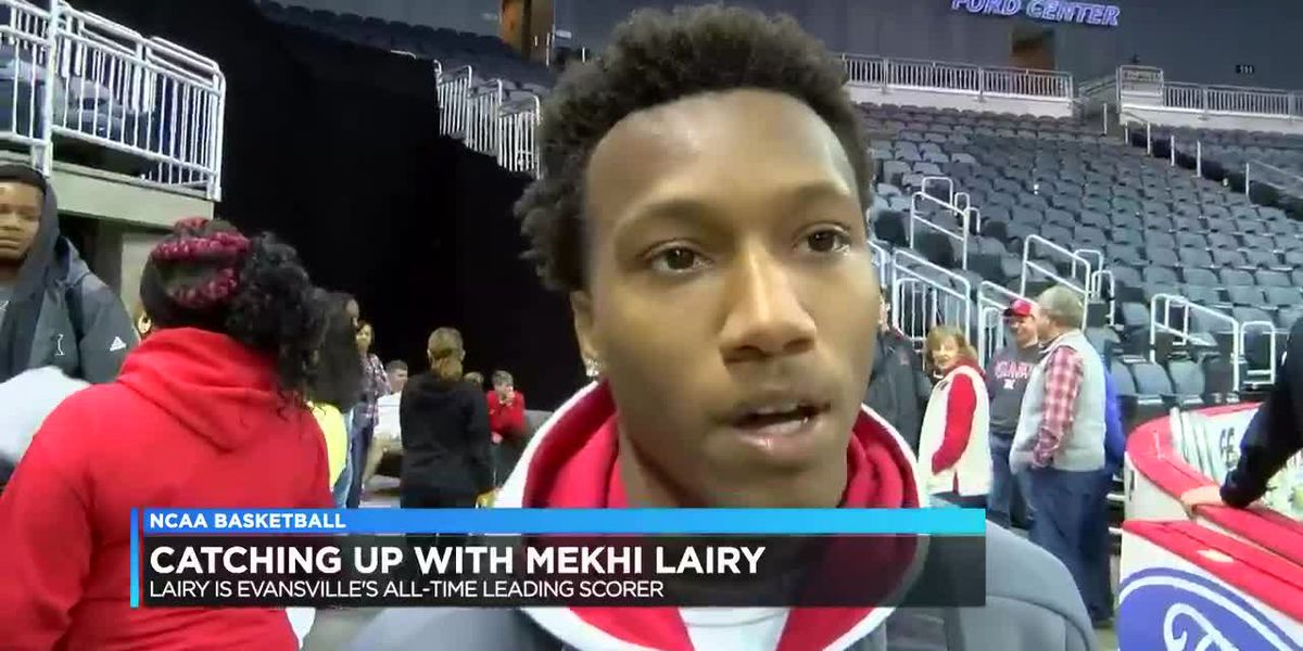 Former Bosse Star, Mekhi Lairy, has Homecoming at Ford Center